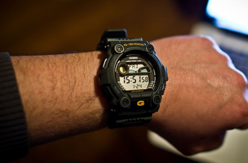 16846421760 Casio G-Shock G7900 Sports Watch Review