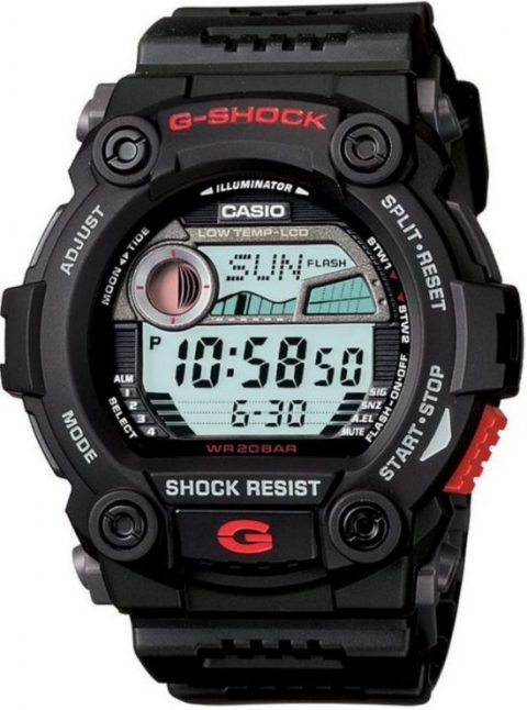 Casio G-Shock G7900-1 Watch Review