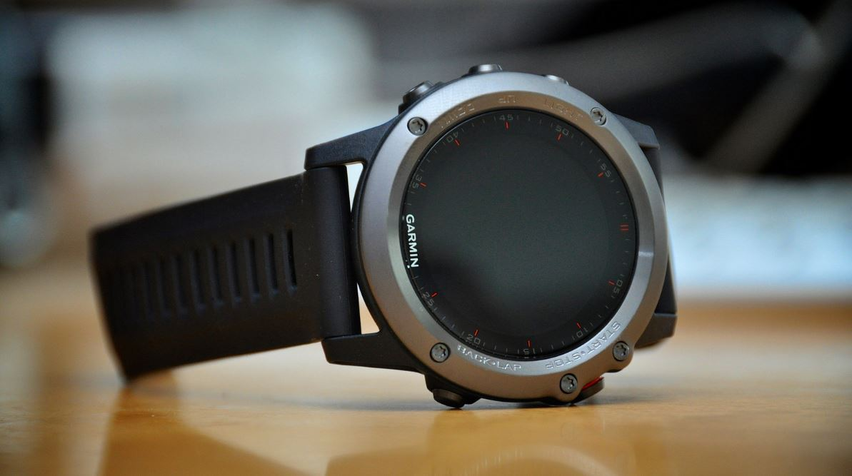 Garmin Fenix 3 - Best Hiking Watch
