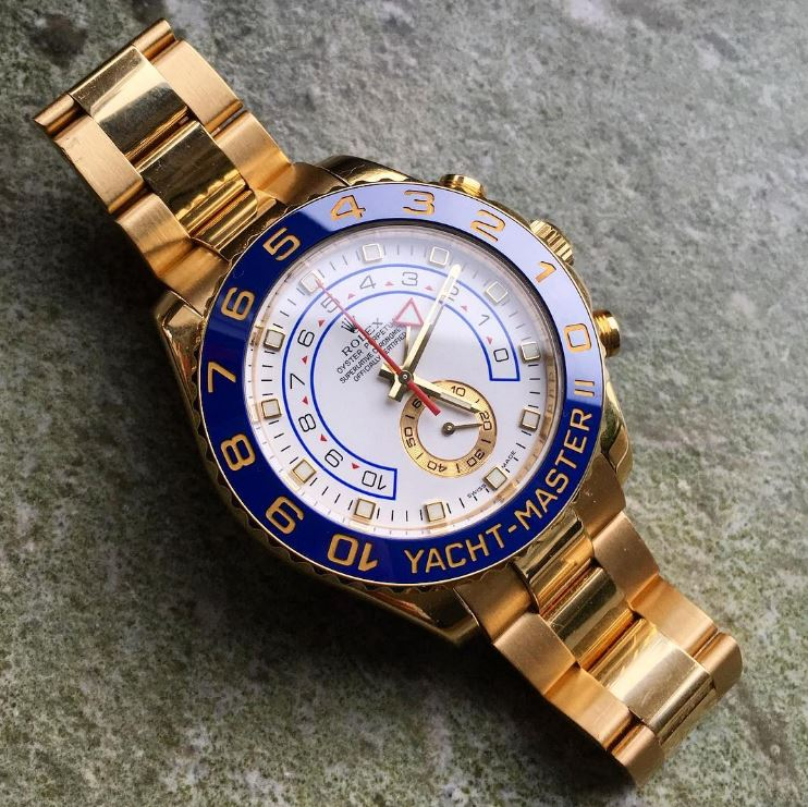 Rolex Yacht Master 2 Watch Review