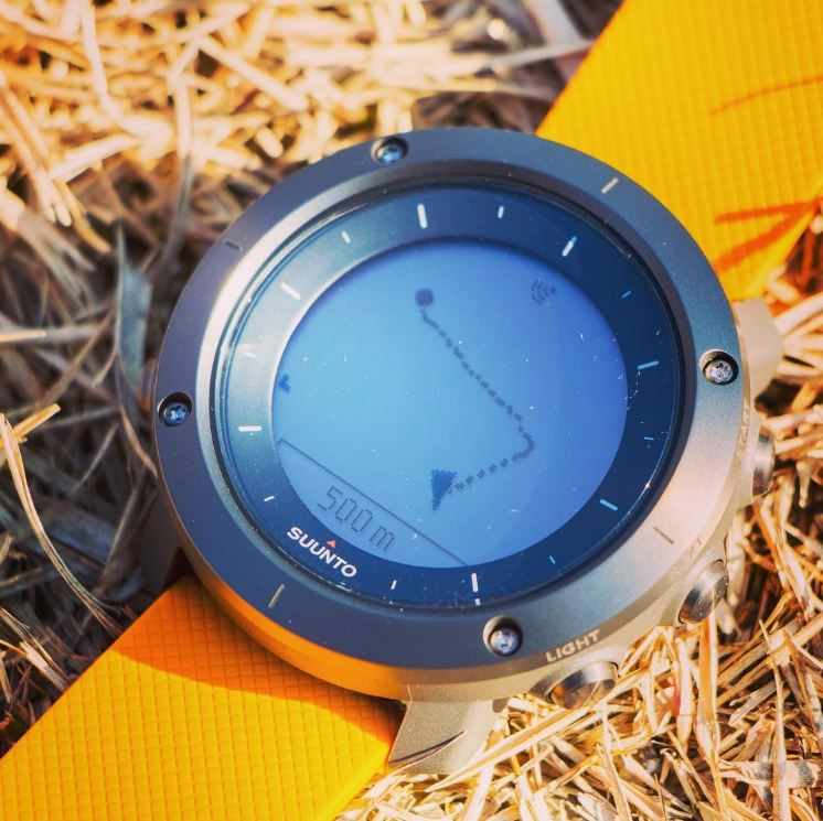Suunto Traverse GPS Review