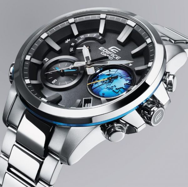 Casio Edifice EQB600D-1A2 Bluetooth Watch Review