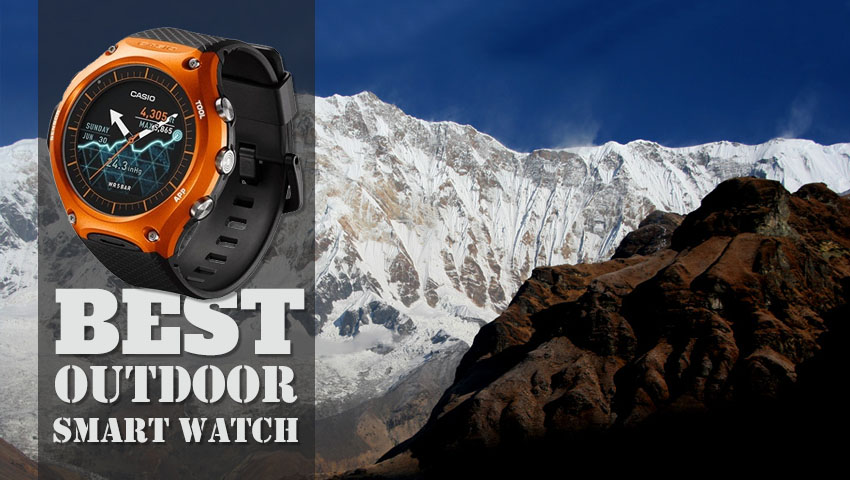Outdoor Smart Watch Reviews