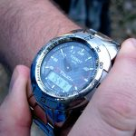 tissot 1853 as an outdoor watch