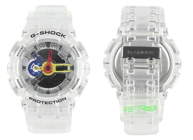 Casio G-Shock GA-110 A$AP Ferg