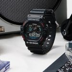 CASIO DW-5900-1 G-Shock Watch-Old School