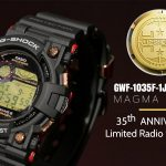 Casio G-Shock GWF-1035F-1JR FROGMAN Magma Ocean 35th Anniversary Limited Radio Solar Watch