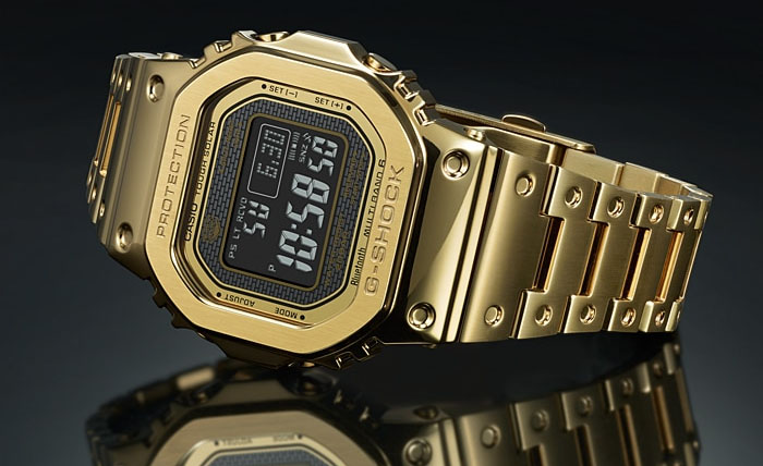 Casio G-Shock Limited Edition GMW-B5000GD-9ER – When Practical Meets The Elegant Style