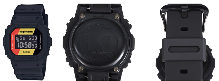 Casio G-Shock The Hundreds Limited Edition