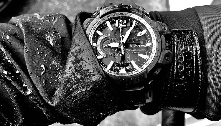 Do you know Casio G-Shock