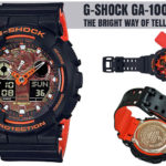 G-Shock GA-100BR-1A review