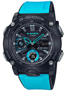 G-Shock GA-2000-Sleek Analog-Digital Watch to Impress