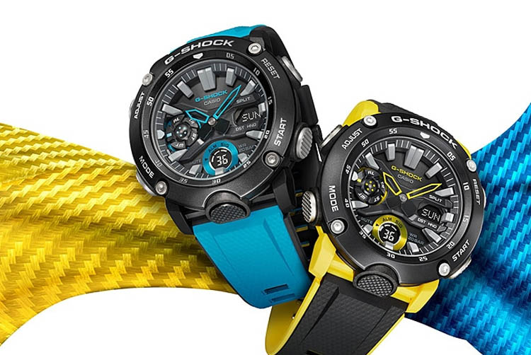 G-Shock GA-2000 series review