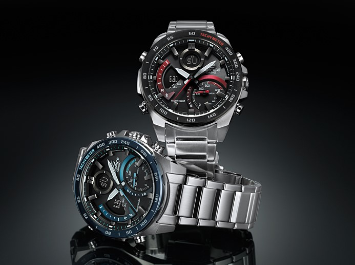 Casio Watch Edifice ECB-900DB-1AER two colors