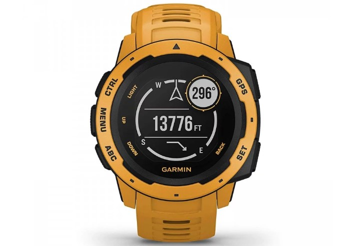 Garmin Instinct review