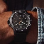 Expedition Gallatin Solar 44mm Fabric Strap Watch