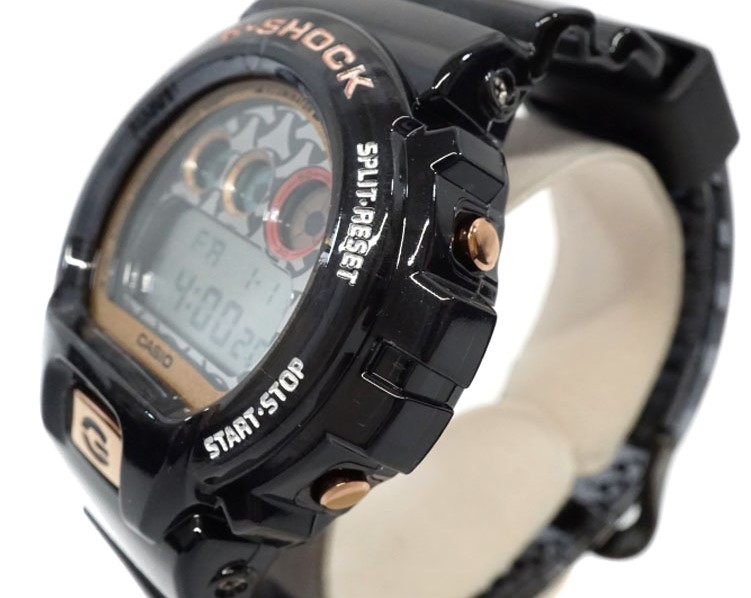DW-6900SLG-1- The Bishamonten Watch to Add to Your Collection side view
