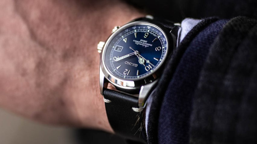 The Seiko U.S. Limited Edition Alpinist review