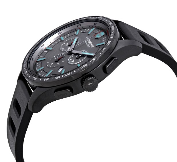 Victorinox Alliance Sport Chronograph side view