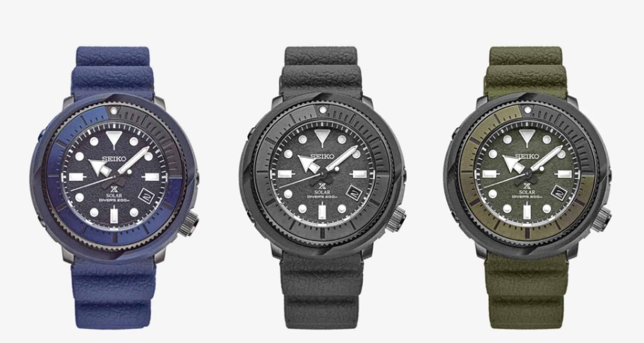 SEIKO Prospex Street Sports SNE537P1 3 colors
