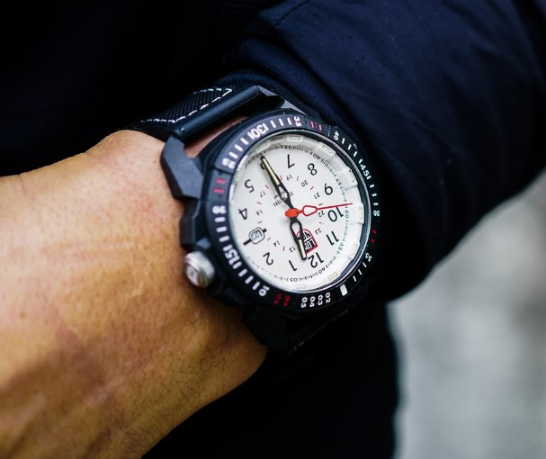 Luminox Ice-Sar Arctic 1007  view
