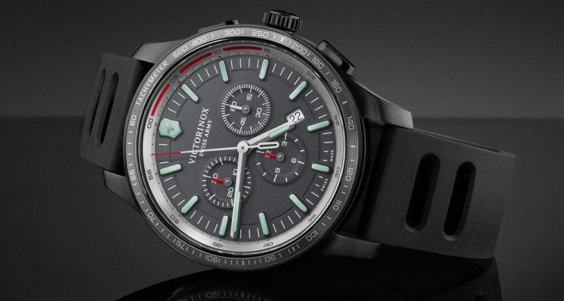 Victorinox Alliance Sport Chronograph view