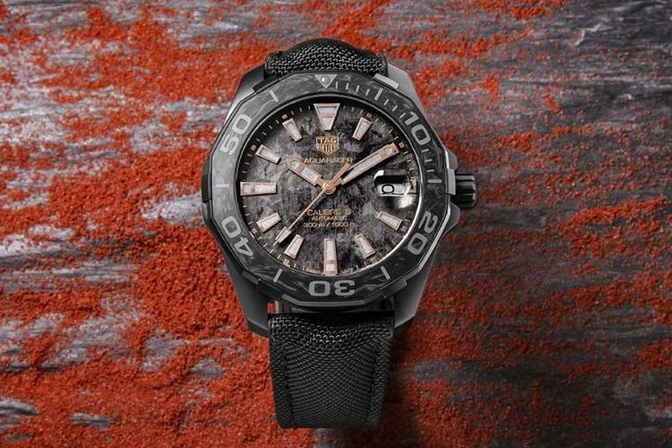 TAG Heuer Aquaracer Carbon Watch Review