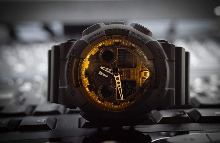 Automatic G-Shock