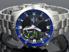Casio EMA-100D-1A2VCF Marine Line Watch Review