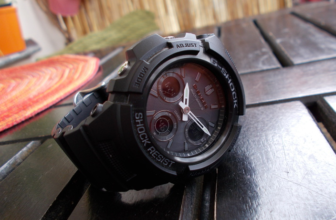 Casio G-Shock AWGM100B-1ACR Review