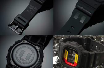 Casio G-Shock DW-5600HDR-1- The Anniversary Watch that Any G-Shock Fan Should Get