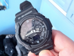 Casio G-Shock GA-150 Watch Review
