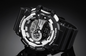 Casio G-Shock GA-400-1AJF Hyper Colors Review