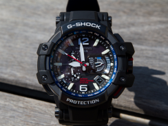 Casio G-Shock Gravity Master GPW-1000-1A Review