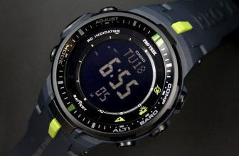 "Casio Men's PRW-3000-1ACR ""Protrek"" Sport Watch Review"