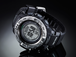 Casio Pro-Trek PRW-3500-1CR Atomic Watch Review