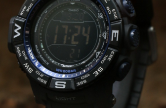 Casio PRW-3500Y-1CR Pro-Trek Watch Review