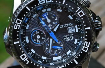 Citizen BJ2115-07E Eco-Drive Dive Watch Review