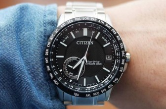Citizen CC3005-85E Satellite Wave Analog Display Watch Review