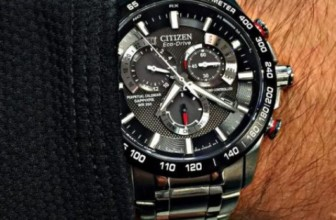 Citizen Eco-Drive AT4008-51E Perpetual Chrono Watch Review