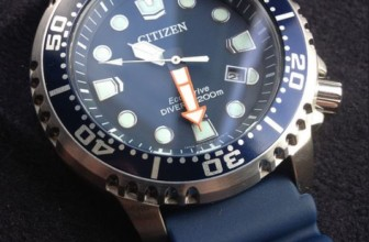 Citizen Eco-Drive BN0151-09L Promaster Dive Watch Review