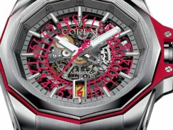 Corum Admiral Cup 45 Red Squelette Review