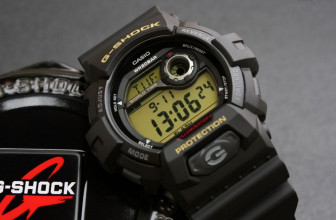 G-Shock G-8900-1 Japanese Model Review
