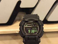 G-Shock GD-400 Military Watch Review