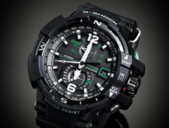 Casio G-Shock GWA-1100-1A3 G-Aviation Gravity Defier Review