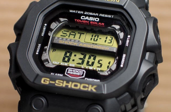 Casio G-Shock GXW-56-1BJF Review