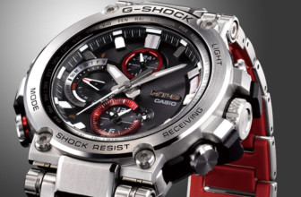G-Shock MTG-B1000D-1A- The Luxury Watch for the Modern Days