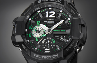 G-Shock Men's GA-1100 Gravitymaster Watch Review