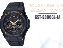 GST-S300GL-1A-Toughness in an Elegant Watch