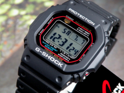 Casio Men's GWM5610-1 G-Shock Solar Watch Review